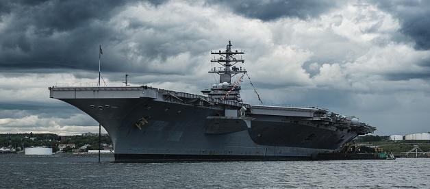 スクエア「米国海軍航空母艦」:スマホ壁紙(13)