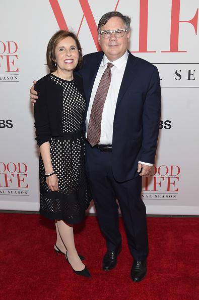 "Robert King「""The Good Wife"" Finale Party」:写真・画像(14)[壁紙.com]"