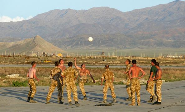 Bagram Air Base「British Royal Artillery」:写真・画像(10)[壁紙.com]