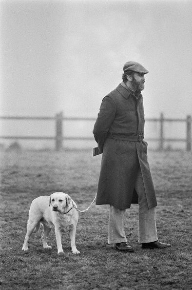 Overcoat「Prince Michael of Kent Attends The Crookham Horse Trails」:写真・画像(3)[壁紙.com]