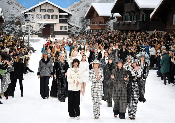Womenswear「Chanel : Runway - Paris Fashion Week Womenswear Fall/Winter 2019/2020」:写真・画像(4)[壁紙.com]
