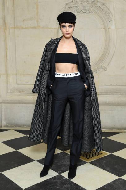 Womenswear「Christian Dior : Photocall - Paris Fashion Week Womenswear Fall/Winter 2018/2019」:写真・画像(14)[壁紙.com]