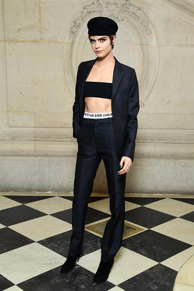 Top - Garment「Christian Dior : Photocall - Paris Fashion Week Womenswear Fall/Winter 2018/2019」:写真・画像(3)[壁紙.com]