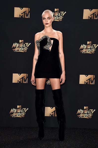 MTV Movie Awards「2017 MTV Movie And TV Awards - Arrivals」:写真・画像(4)[壁紙.com]
