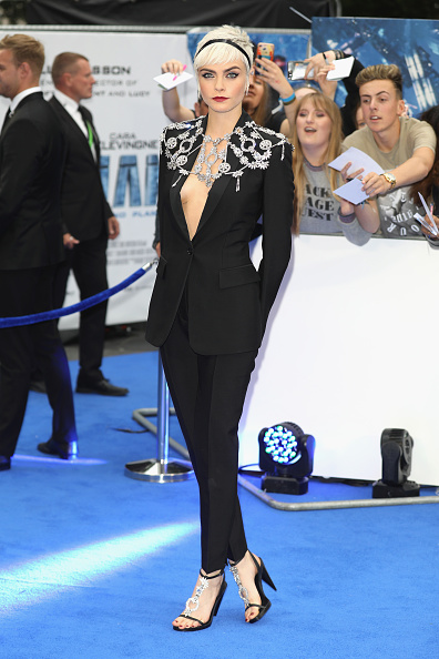 Celebrities「'Valerian And The City Of A Thousand Planets' European Premiere - Red Carpet Arrivals」:写真・画像(11)[壁紙.com]