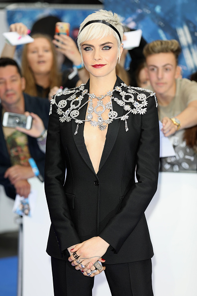 Celebrities「'Valerian And The City Of A Thousand Planets' European Premiere - Red Carpet Arrivals」:写真・画像(14)[壁紙.com]