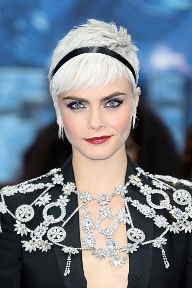 "Cara Delevingne「""Valerian And The City Of A Thousand Planets"" European Premiere - Red Carpet Arrivals」:写真・画像(13)[壁紙.com]"