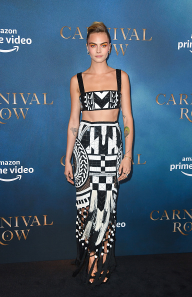"Film and Television Screening「""Carnival Row"" London Screening - Red Carpet Arrivals」:写真・画像(11)[壁紙.com]"