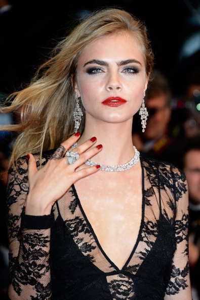 Red Nail Polish「Opening Ceremony And 'The Great Gatsby' Premiere - The 66th Annual Cannes Film Festival」:写真・画像(1)[壁紙.com]