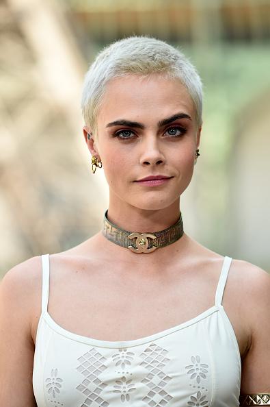 Short Hair「Chanel : Photo Call - Paris Fashion Week - Haute Couture Fall/Winter 2017-2018」:写真・画像(4)[壁紙.com]