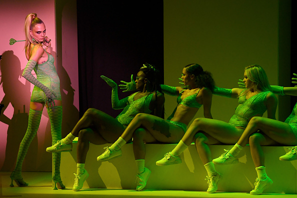 Fashion Show「Savage X Fenty Show Presented By Amazon Prime Video - Show Sneak Peak」:写真・画像(9)[壁紙.com]