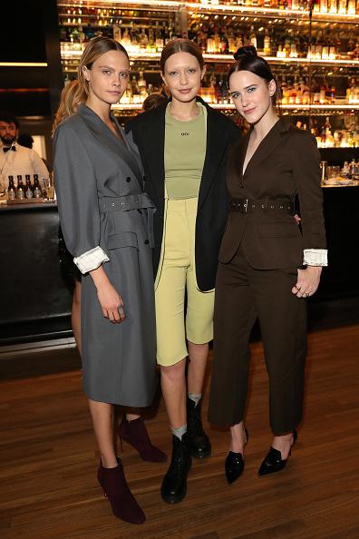 Milan Fashion Week「Prada -Arrivals and Front Row: Milan Fashion Week Fall/Winter 2019/20」:写真・画像(9)[壁紙.com]