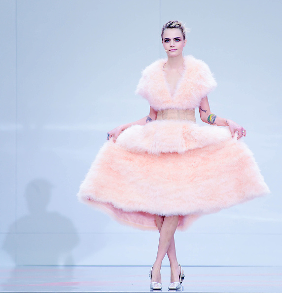 "Fur「""Karl For Ever"" At Le Grand Palais」:写真・画像(15)[壁紙.com]"