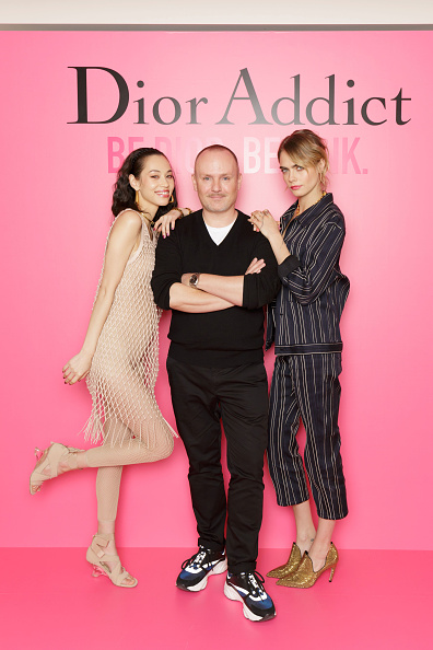 Kiko Mizuhara「Dior Addict Stellar Shine - Party」:写真・画像(18)[壁紙.com]