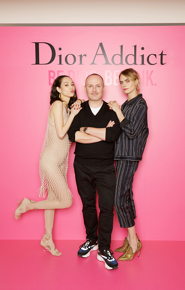 Kiko Mizuhara「Dior Addict Stellar Shine - Party」:写真・画像(17)[壁紙.com]