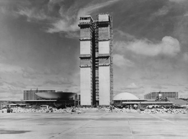 Building Brasilia:ニュース(壁紙.com)