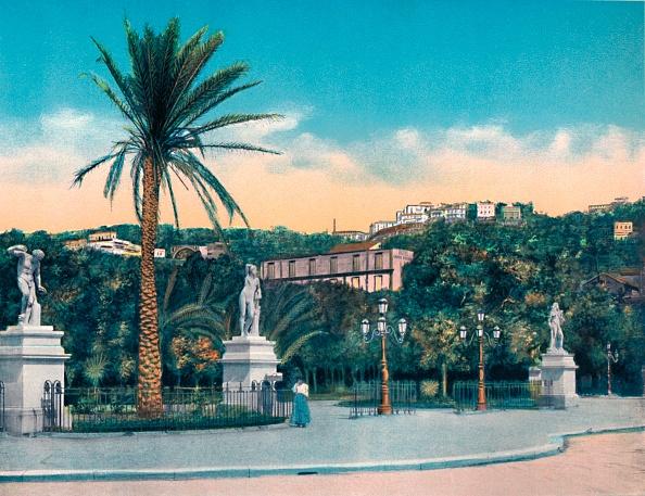 Villa「Napoli - Entrata Villa Comunale」:写真・画像(8)[壁紙.com]