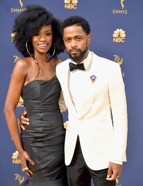Shawl Collar「70th Emmy Awards - Arrivals」:写真・画像(0)[壁紙.com]