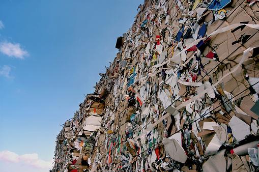 Recycling「paper baled」:スマホ壁紙(6)