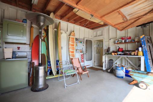 House「Garage」:スマホ壁紙(9)