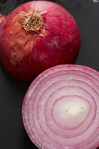 Onion「Halved Red onion」:スマホ壁紙(10)
