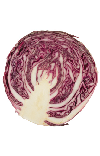 Red Cabbage「Halved red cabbage」:スマホ壁紙(12)