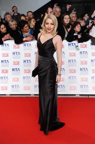 Sports Venue「National Television Awards 2012 - Arrivals」:写真・画像(17)[壁紙.com]