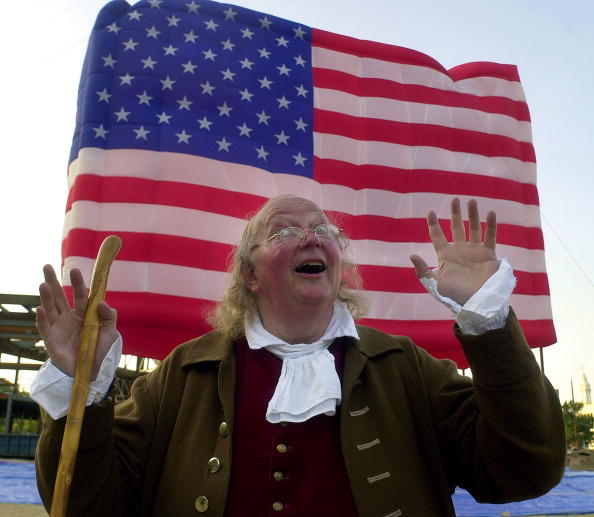 William Thomas Cain「Constitution Center Starts 1 Year Countdown」:写真・画像(16)[壁紙.com]