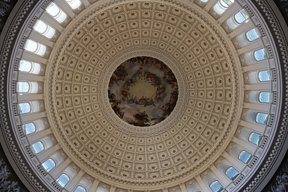 Architectural Dome「Congress Returns To Session After Summer Recess」:写真・画像(0)[壁紙.com]