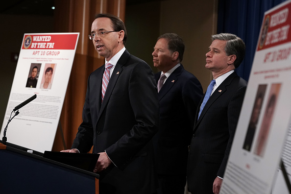 Security「Deputy AG Rod Rosenstein Announces Law Enforcement Action Related To China」:写真・画像(12)[壁紙.com]