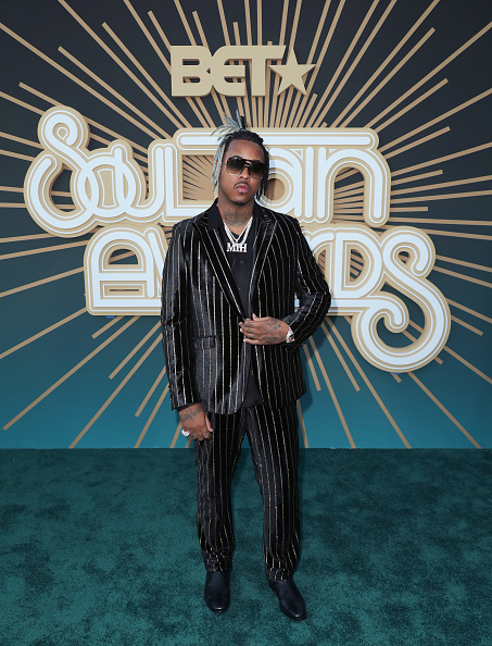 Soul Train Music Awards「BET Presents: 2019 Soul Train Awards -  Red Carpet」:写真・画像(3)[壁紙.com]