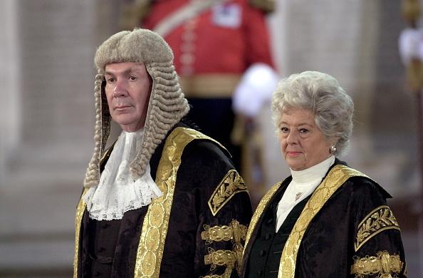 Tim Graham「Lord Irvine Betty Boothro」:写真・画像(0)[壁紙.com]