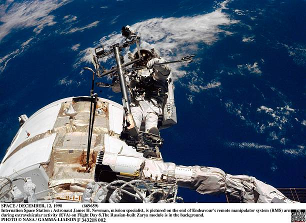 Space / December 12 1998 -669659 Internation Space Station : Astronaut James H Newman Mission S:ニュース(壁紙.com)