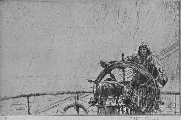 余白「'The Helmsman', 1925, (1926)」:写真・画像(14)[壁紙.com]