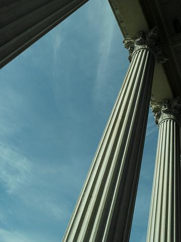 Roman「Columns」:スマホ壁紙(9)