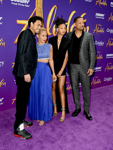 "El Capitan Theatre「Premiere Of Disney's ""Aladdin"" - Red Carpet」:写真・画像(15)[壁紙.com]"