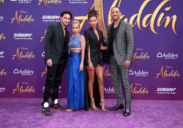 "Aladdin - 2019 Film「Premiere Of Disney's ""Aladdin"" - Arrivals」:写真・画像(16)[壁紙.com]"