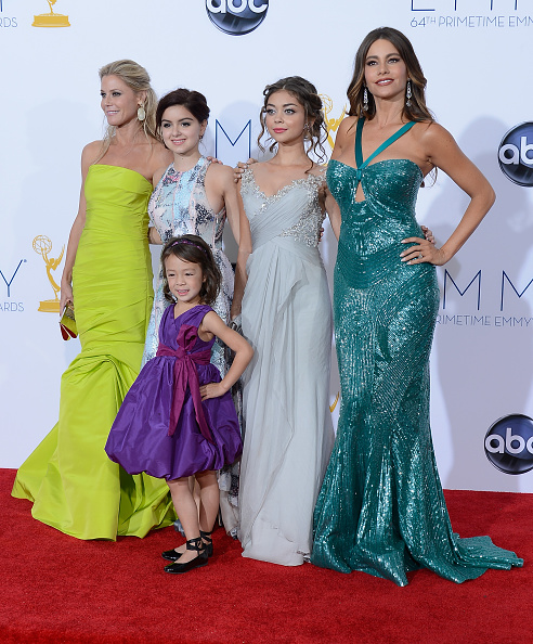アリエル ウィンター「64th Annual Primetime Emmy Awards - Press Room」:写真・画像(6)[壁紙.com]