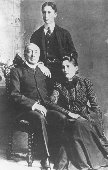 Franklin Roosevelt「Roosevelt And Family」:写真・画像(17)[壁紙.com]