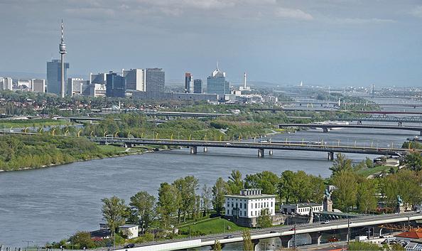 City Life「Danube View」:写真・画像(16)[壁紙.com]