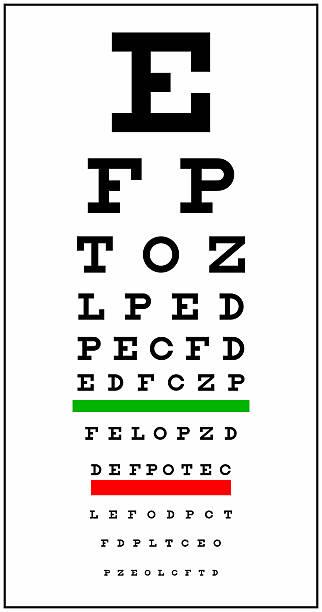 Eye Chart:スマホ壁紙(壁紙.com)