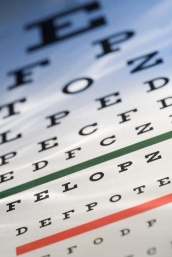 Optometrist「Eye chart」:スマホ壁紙(11)
