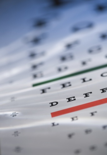 Optometrist「Eye chart」:スマホ壁紙(18)