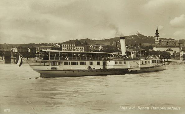 Passenger Craft「Danube Steamship> Johann Strauss' In Linz」:写真・画像(15)[壁紙.com]