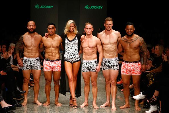 Andy Phillips「Jockey Brings Back The All Blacks And All Blacks Sevens To The Catwalk」:写真・画像(0)[壁紙.com]