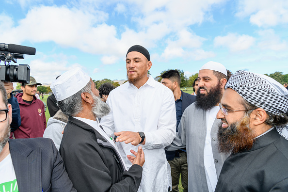 Sonny Bill Williams「Christchurch Marks One Week Since Deadly Mosque Attacks」:写真・画像(16)[壁紙.com]