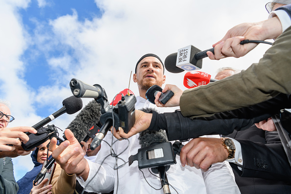 Sonny Bill Williams「Christchurch Marks One Week Since Deadly Mosque Attacks」:写真・画像(17)[壁紙.com]