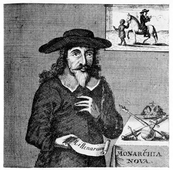 17th Century「James Nayler - portrait」:写真・画像(13)[壁紙.com]