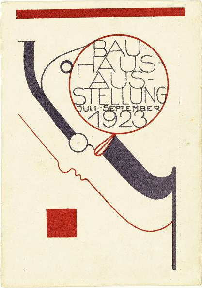 Art Product「Bauhaus Exhibition Postcard」:写真・画像(4)[壁紙.com]