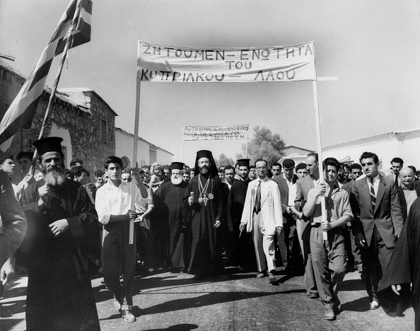 Republic Of Cyprus「Cypriot Demonstration」:写真・画像(2)[壁紙.com]